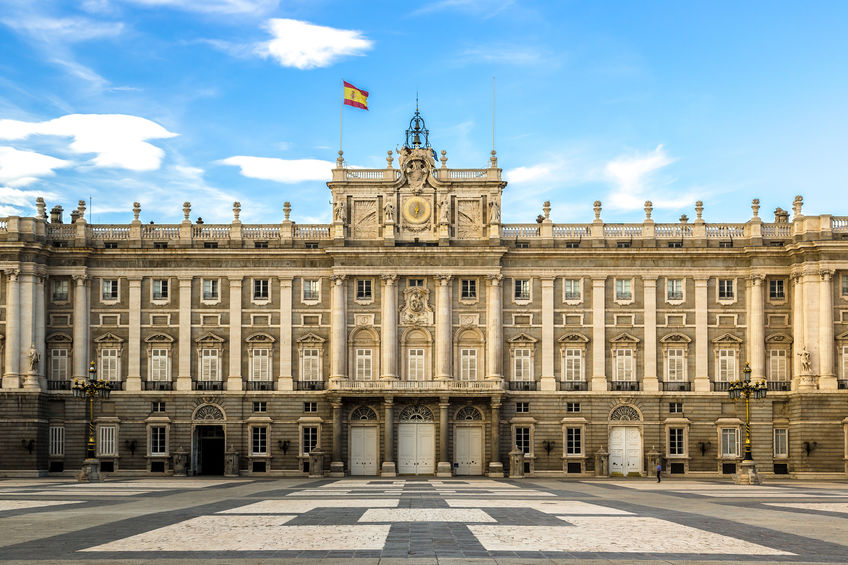 Palacio Real - Madrid - Spain