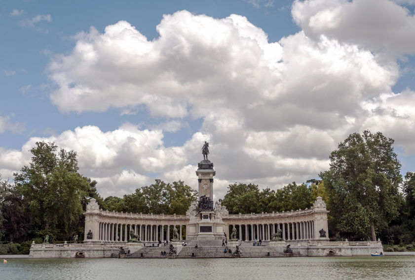 Retiro - Madrid - Spain